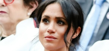 The Duke & Duchess of Sussex Zoom'd into a crisis-text line to thank them