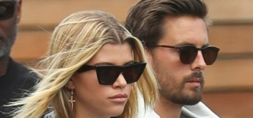 Sofia Richie & Scott Disick are possibly over, she's probably 'moved on'