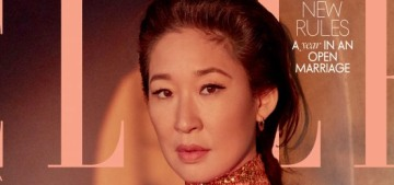 Sandra Oh: Asian-Americans 'recoil if we hear an accent' on-screen these days