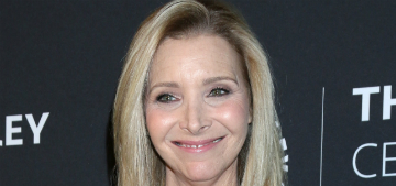 Lisa Kudrow on Friends' all white cast: 'it should be looked at as a time capsule'