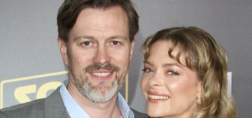 Jaime King files for divorce from her husband of 13 years & she got a restraining order
