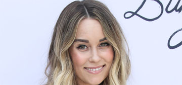 Lauren Conrad: Any time I would take for myself is replaced with cooking and cleaning