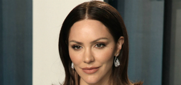 Katharine McPhee says David Foster & Prince Harry are 'like father and son'