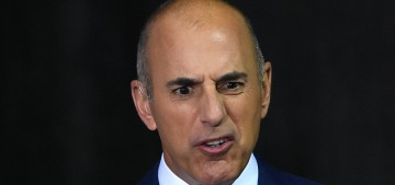 Accused rapist Matt Lauer thinks Ronan Farrow is the one with a credibility problem