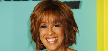 Gayle King: 'I think everybody wants to share their life with someone'