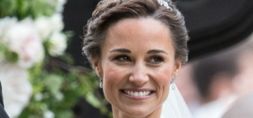 Remembering Pippa Middleton's 2017 wedding on her (belated) anniversary