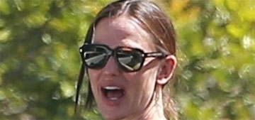 US: Jennifer Garner finds it 'sad in a way to see [Ben] move on and be so happy'