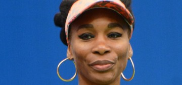 Venus Williams used to not believe in sunscreen: 'I already have built-in SPF'