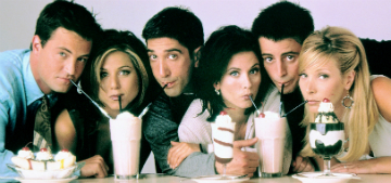 A 'Friends' cookbook is coming in September with recipes from the show