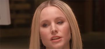 Kristen Bell says that her daughter is still in diapers at 5, why is she making this public?