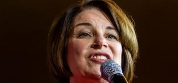 Joe Biden is apparently vetting Amy Klobuchar for vice president