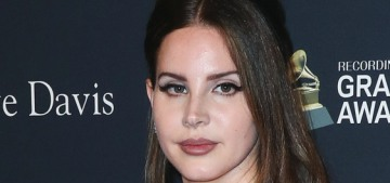 Lana del Rey claims her critics are trying to make her nonsense into a 'race war'