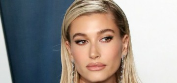 Hailey Baldwin on accusations of plastic surgery: 'I've never touched my face'
