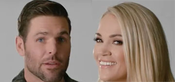 Carrie Underwood & Mike Fisher open up about their marriage in 'God and Country'