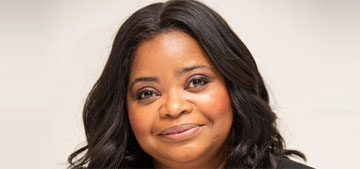 Octavia Spencer got drunk on her birthday and admitted she's 50, not 48