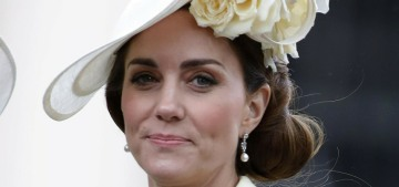 The Cambridges are trying to distance themselves from the Tatler cover story