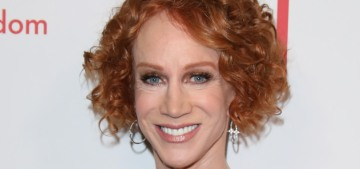 Kathy Griffin made another unfortunate, attention-seeking 'joke' about Donald Trump