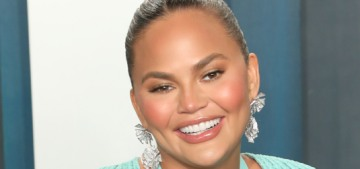 Chrissy Teigen is having her breast implants removed: 'I'm just over it'