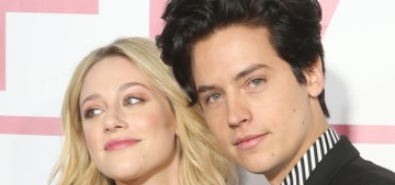 """""""Lili Reinhart & Cole Sprouse are over and have been over for months"""" links"""