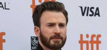 Chris Evans almost turned down Captain America after having panic attacks