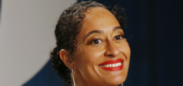 Tracee Ellis Ross steals furniture and decorations from her mom Diana Ross's house