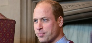 Prince William ran to the Mail's Richard Kay for a rebuttal of the Tatler debacle