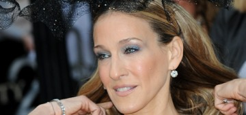"""Happy ten-year anniversary to Sarah Jessica Parker's stupid headpiece"" links"