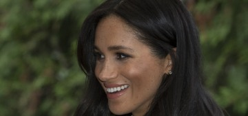 Duchess Meghan is making calls (from LA) to support animal charity Mayhew