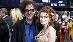 Helena Bonham Carter talks about her unusual fertility treatments