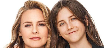 Alicia Silverstone on her son's veganism: 'That nourishment has left him a calm boy'