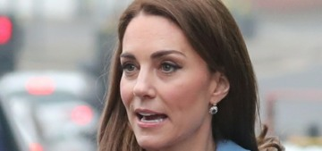 People seem to think Duchess Kate can sue Tatler because they made her look 'dull'?