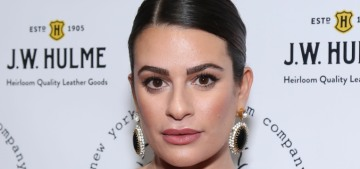 'Glee' actress Samantha Marie Ware: Lea Michele threatened to poop in my wig