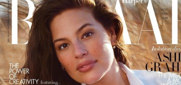 Ashley Graham: 'I knew immediately I was going to be a great mom'