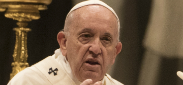 Pope Francis issues a statement: 'We cannot tolerate or turn a blind eye to racism'