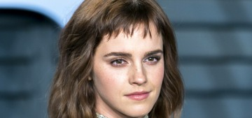 Emma Watson writes about racism & white supremacy (after being criticized)