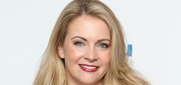 Melissa Joan Hart deleted her post with 'interracial couple' Shirley Temple & Bojangles