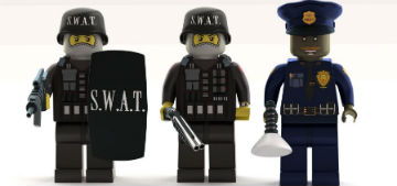 LEGO is no longer marketing police or White House sets and has donated $4 million