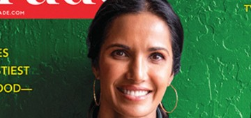 Padma Lakshmi 'demanded' Tabasco everywhere as a kid: 'I couldn't taste anything'