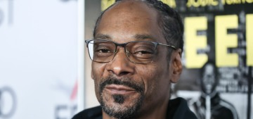 Snoop Dogg's felony record was expunged & he'll vote for the first time this year