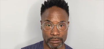 Billy Porter: 'White folks are mad they had to follow orders from a Black man for 8 years'