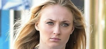 Sophie Turner attends BLM protest in LA: 'This is about systemic racism'