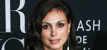 Morena Baccarin 'never expected to be a teacher, caretaker, mother and cook'