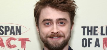Daniel Radcliffe: 'Transgender women are women,' we need to do more to support them