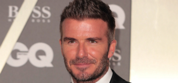 David Beckham in talks for a cooking show with Netflix and BBC