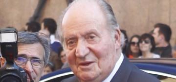 King Juan Carlos' sketchy financial dealings are being investigated in Spain