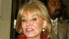 Barbara Walters yelled at pregnant, messy Elisabeth Hasselbeck