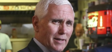 Mike Pence violated Virginia's pandemic law, then tried to delete the evidence