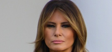 Melania Trump stayed in NYC for months in 2017 to renegotiate her prenup