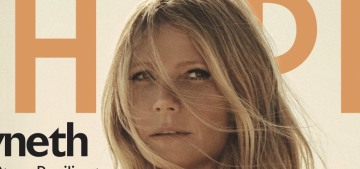 Gwyneth Paltrow covers Shape, reveals that she feels better without all that 'wellness'