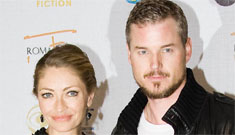 LAPD investigating Eric Dane Rebecca Gayheart nude tape for 'illegal activity'